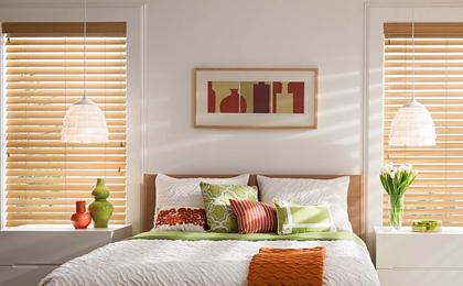 boise faux wood blinds