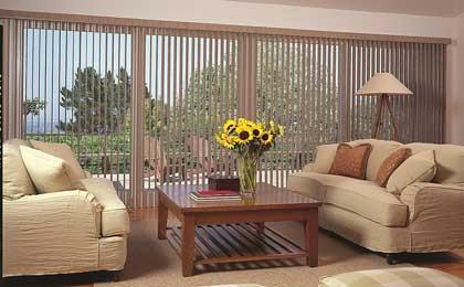 boise vertical blinds